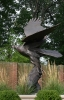Monument Eagle 12' High (alternate view)