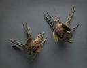 Quail Candle Sconce